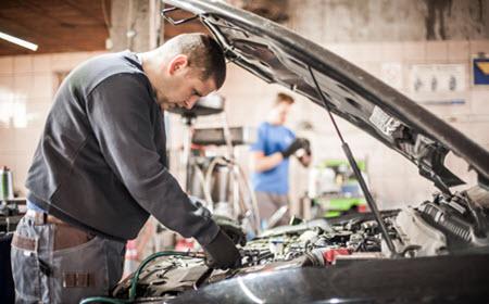 Audi Engine Problem Inspection