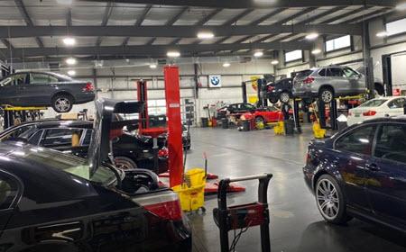 Momentum Motorworks Garage