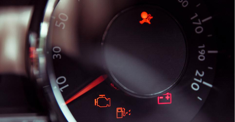 Car Airbag Light