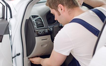 Car Airbag Repair