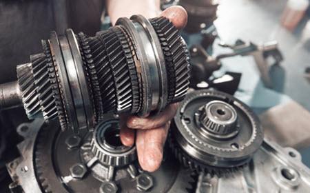 Mercedes Gearbox Repair