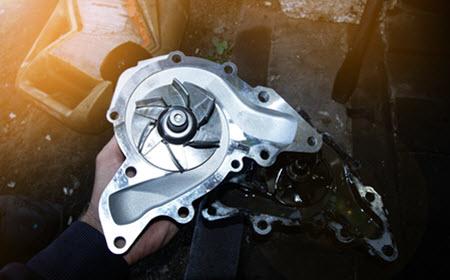Porsche Water Pump Replacement